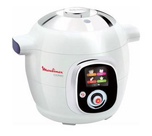 MOULINEX Smart Cookeo Mixer - White - My Discount Malta