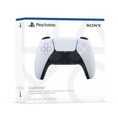 PS5 Controller DualSense White / White - Official PlayStation