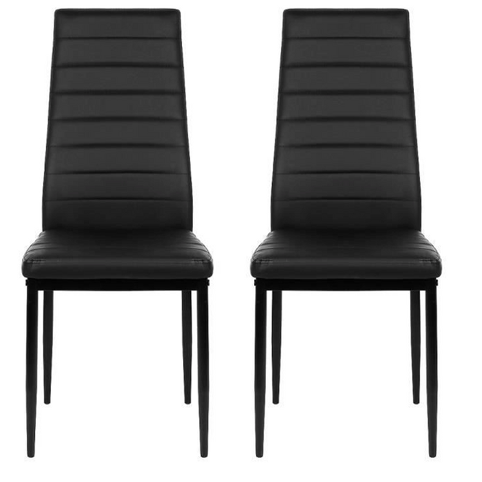 SIMON Batch of 8 dining room chairs    boutique-discount-malta.myshopify.com My Discount Malta