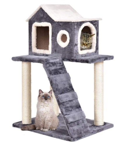 Leon Cat Tree    boutique-discount-malta.myshopify.com My Discount Malta