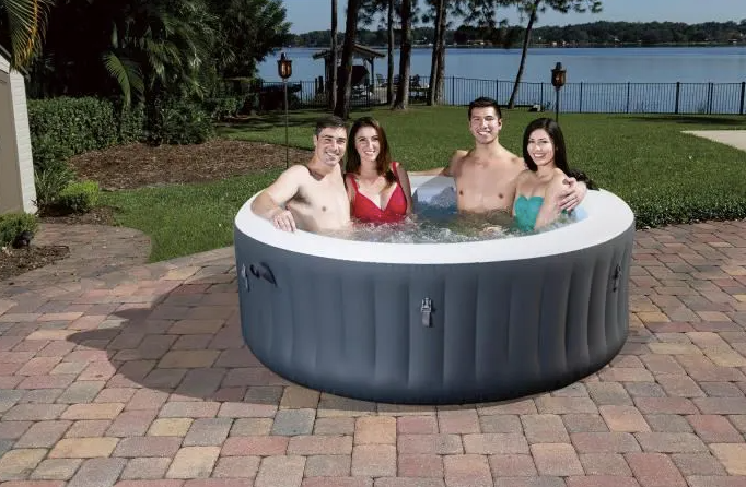 MILA Spa ™ Round Inflatable Spa
