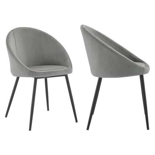 Diana Velvet Chairs Set of 2   Dining Chairs boutique-discount-malta.myshopify.com My Discount Malta