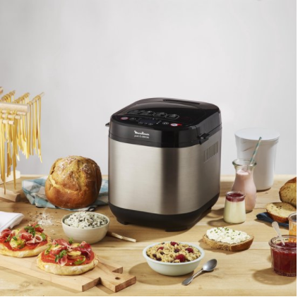 Moulinex Pain & Delices - Recipe Book included - Not just a bread maker   Breadmaker boutique-discount-malta.myshopify.com My Discount Malta
