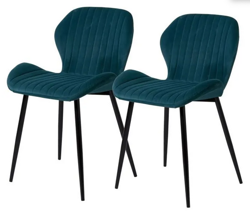 Prado Set of 2 Dining Chairs   Armchair boutique-discount-malta.myshopify.com My Discount Malta