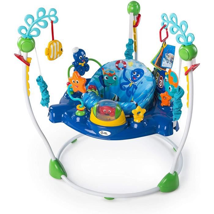 Neptune's Ocean Discovery Activity Jumper