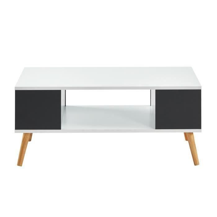 Bavette Scandinavian Style Coffee Table