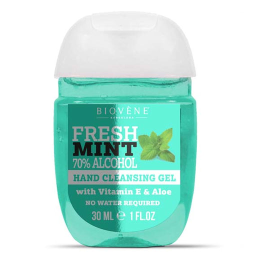 Fresh Mint, Hand Cleansing Gel (30 ml)