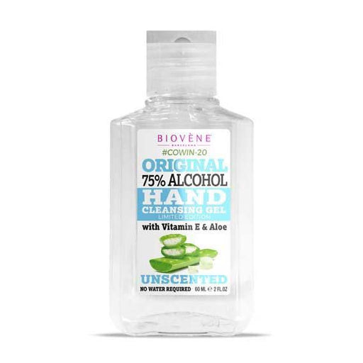 Original 75% Alcohol, Hand Cleansing Gel (60 ml)