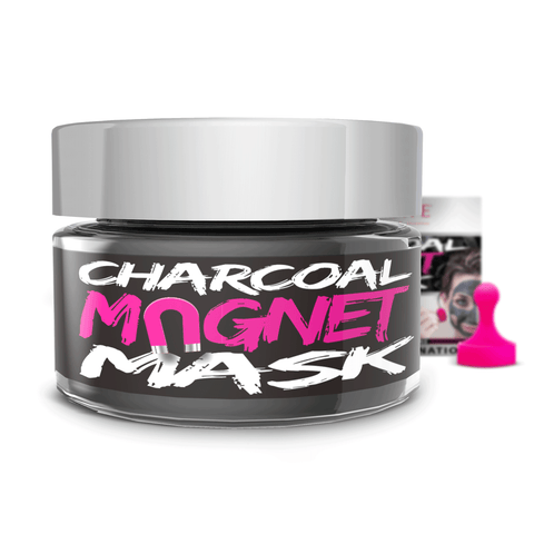 Biovène Barcelona Charcoal Magnet Mask **How to Use**