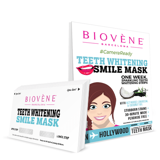 Teeth Whitening Smile Mask
