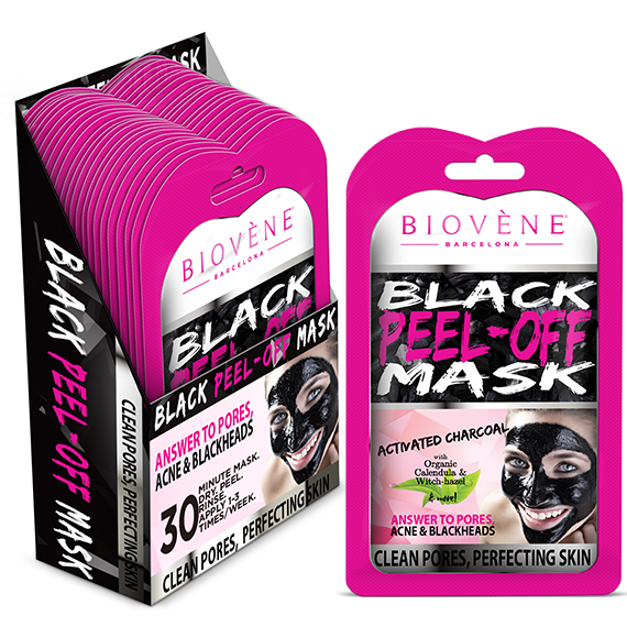 Black Peel-Off Mask (EXCLUSIVE)