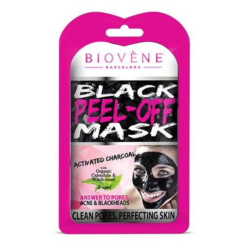 Black Peel-Off Mask (EXCLUSIVE) Face Mask