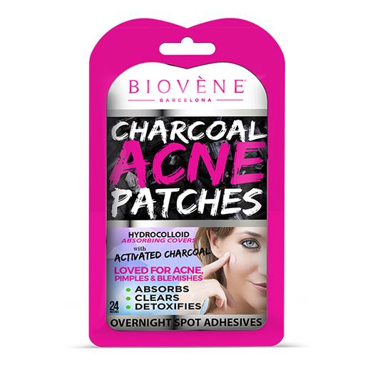 Charcoal Acne Patches