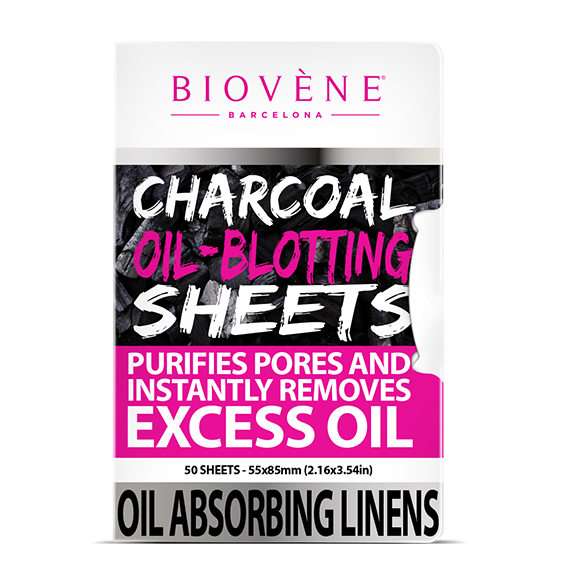 Charcoal Oil-Blotting Sheets