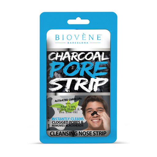 Charcoal Pore Strip (For Men)