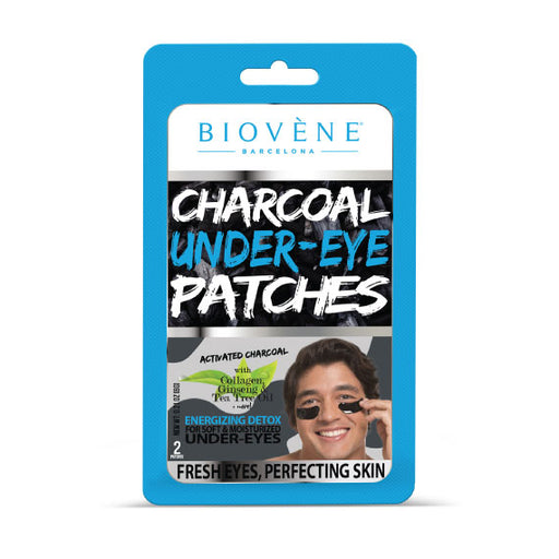 Charcoal Under-Eye Patches (MansCraft)