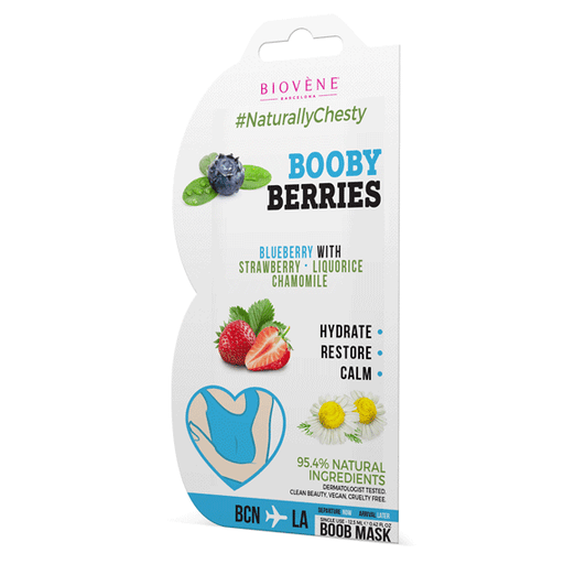 Booby Berries, Hydration Boob Mask