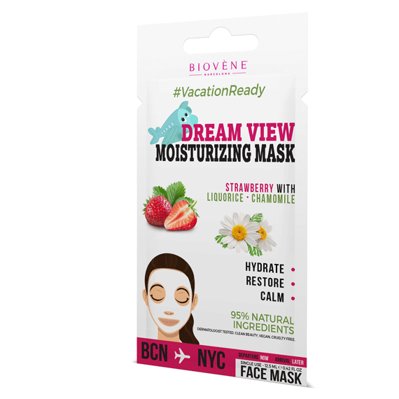 Dream View, Moisturizing Mask