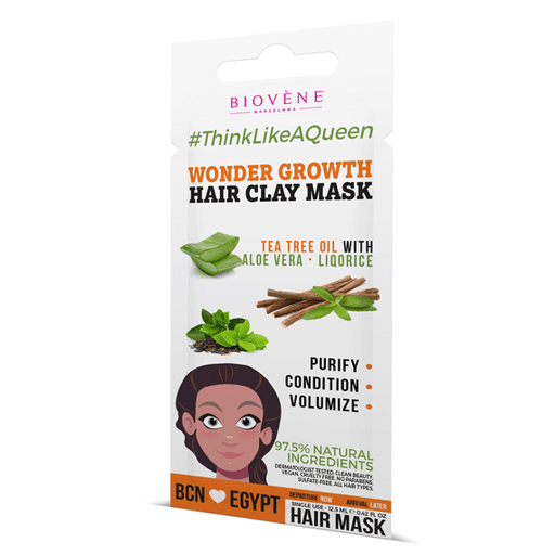 Wonder Growth, Hair Clay Mask