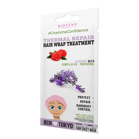 Thermal Repair, Hair Wrap Treatment