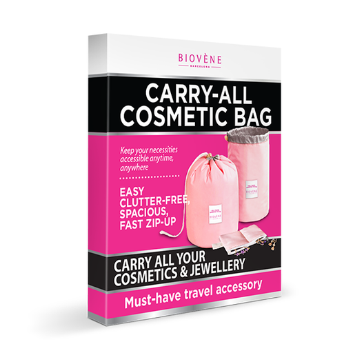 Carry-all Cosmetic Bag