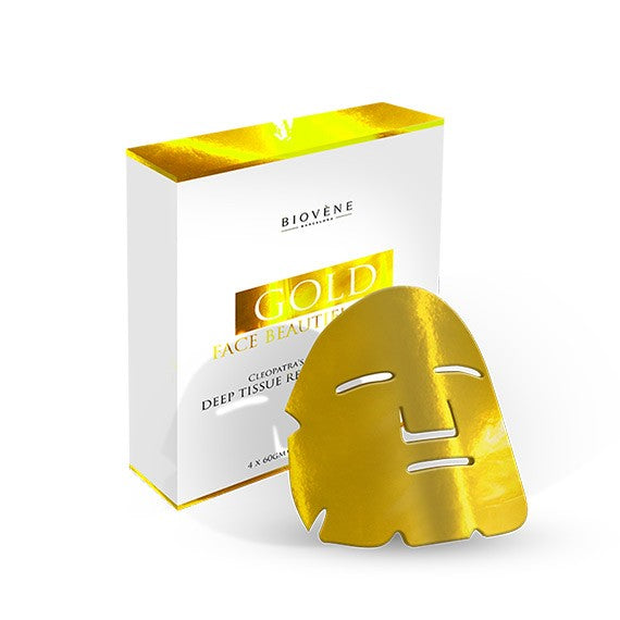 Cleopatra's Gold Mask