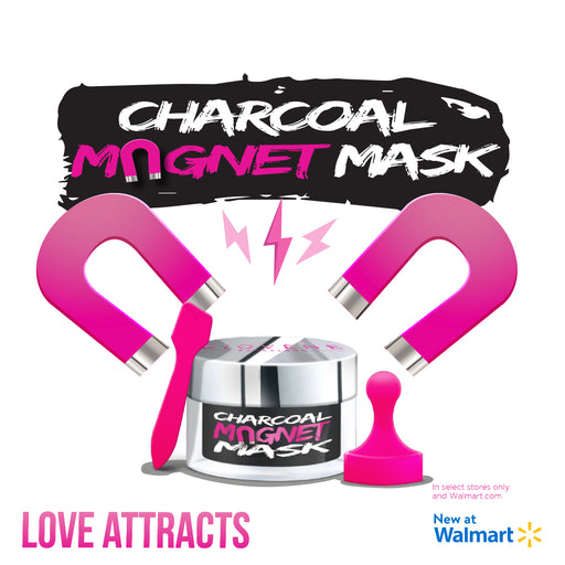 Charcoal Magnet Mask