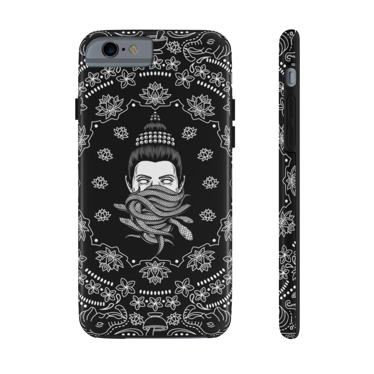 Sao Medusa Bandana Phone Cases