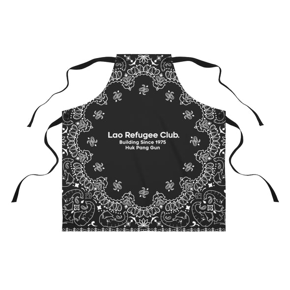 Lao Refugee Club Apron