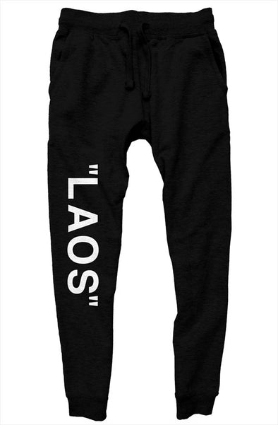 Off Laos Jogger Pants