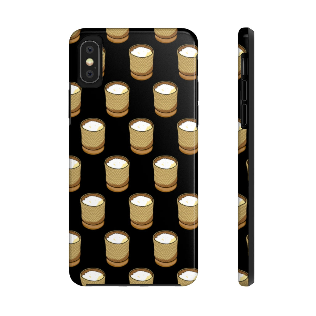 Sticky Rice Basket Case Mate Tough Phone Cases
