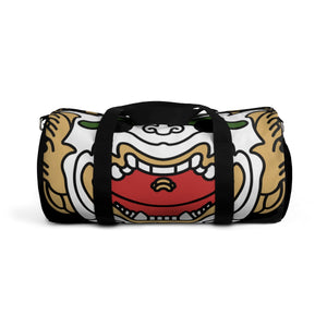 Monkey Warrior Mouth Duffel Bag