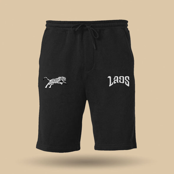Laos Tiger Midweight Fleece Shorts