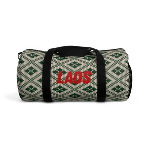 Saht All-Over Duffle Bag