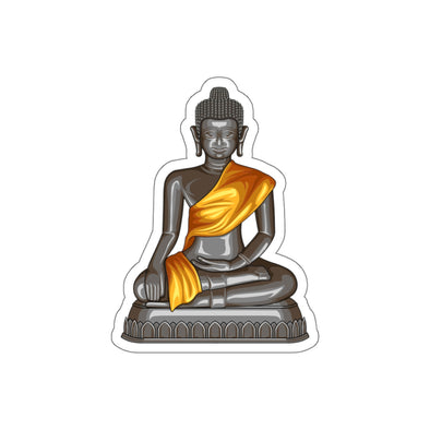 Buddha Kiss-Cut Stickers
