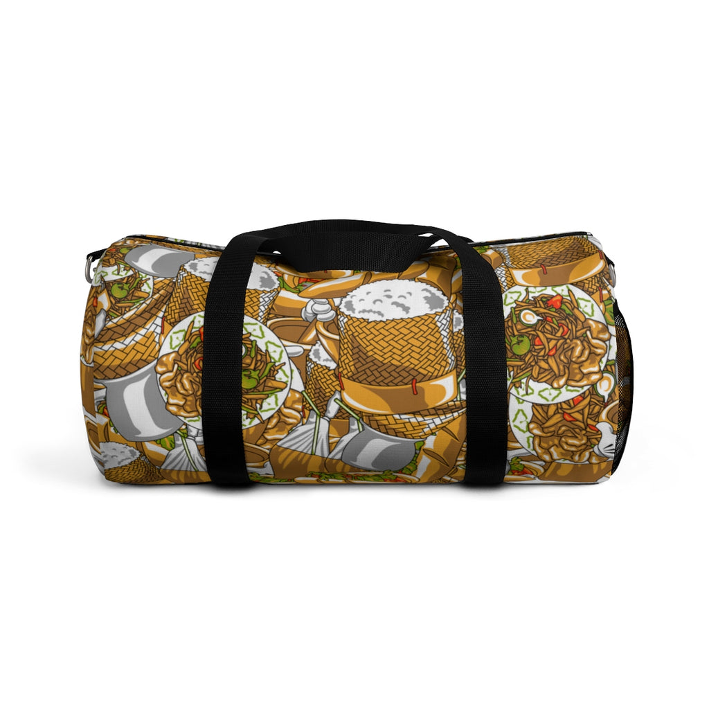 Lao Foodie Duffel Bag