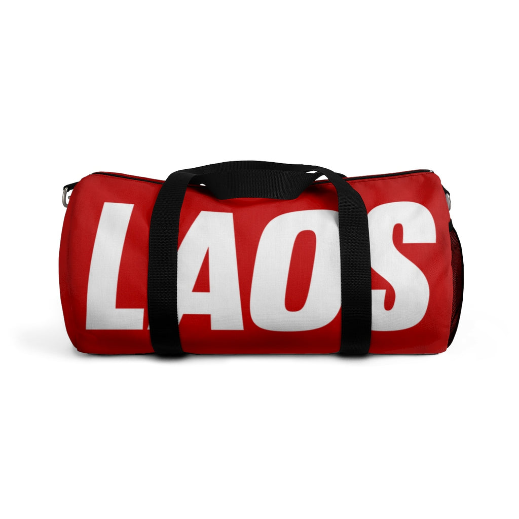Laos Large Logo Duffle Bag