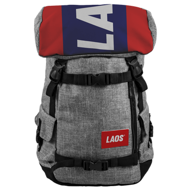 Laos Flag Penryn Backpack