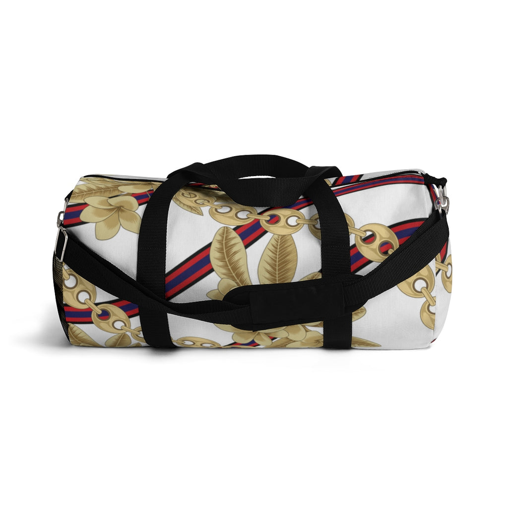 Dok Champa Chain All-Over Duffle Bag