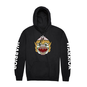 Monkey Warrior Sleeve Hit Hoodie
