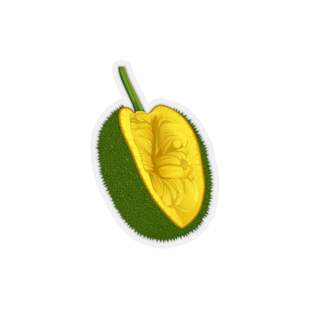 Jackfruit Kiss-Cut Stickers