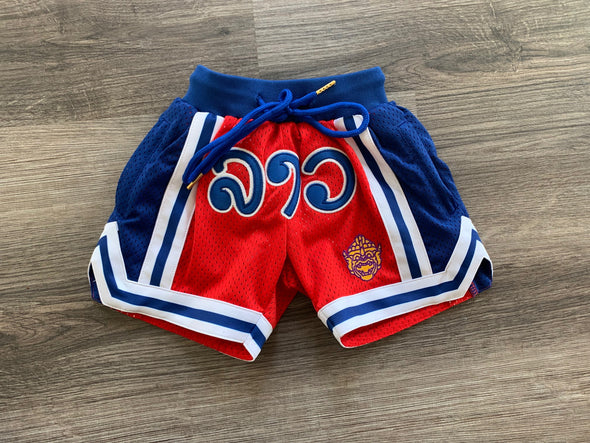Vintage KIDS Basketball Shorts (4-10 yrs)