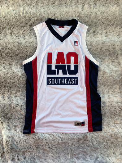 LAO Southeast Basketball Jersey