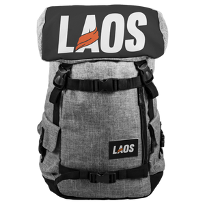 Laos Sash Logo Penryn Backpack