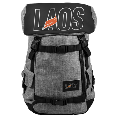 Laos Sash Outline Logo Penryn Backpack