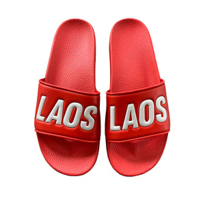 Laos Red Slides