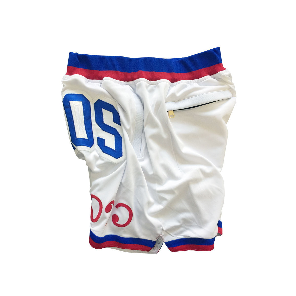 Muay Lao Vintage Basketball Shorts