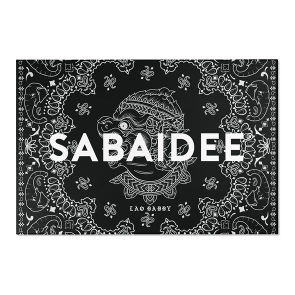 Lao Daddy Sabaidee Edition Area Rugs