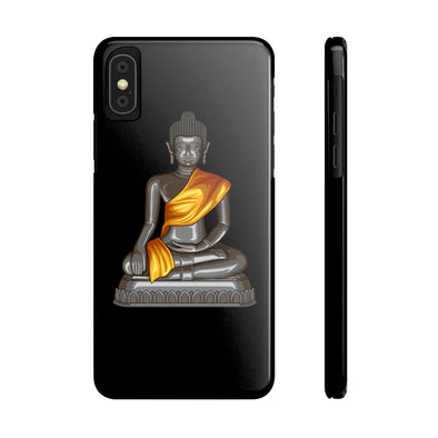 Buddha Case Mate Slim Phone Cases - Apple and Samsung