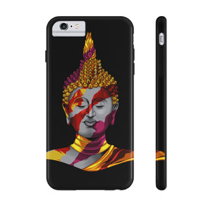 Buddha Paint Black Case Mate Tough Phone Cases